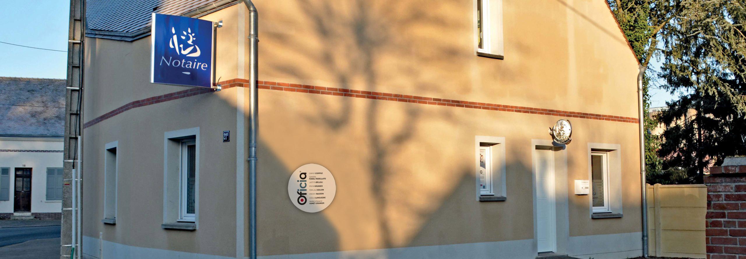 Photo de l'agence de Courville-sur-Eure